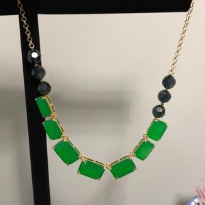 kate spade Jewelry - Kate Spade - statement necklace (barely worn)